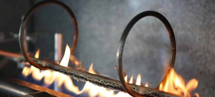 Cabos resistentes ao fogo