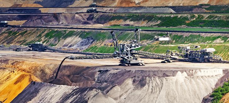 Cabos para infraestrutura de mineração