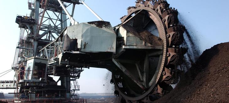 Cabos para mineração a céu aberto