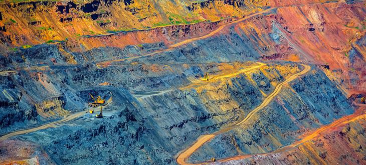 Mineração <br> Mining