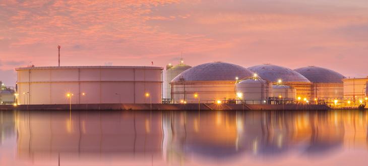 Oleodutos e GNL <br>(Gás Natural Liquefeito)